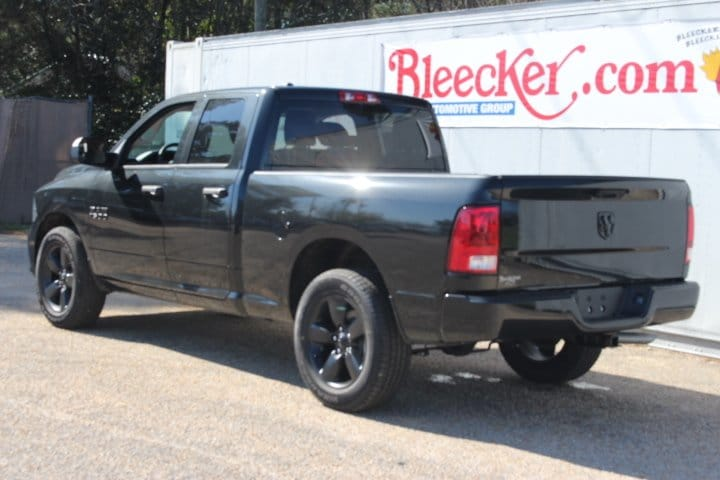 2018 Ram 1500 Quad Cab, Pickup #C18224 - photo 2