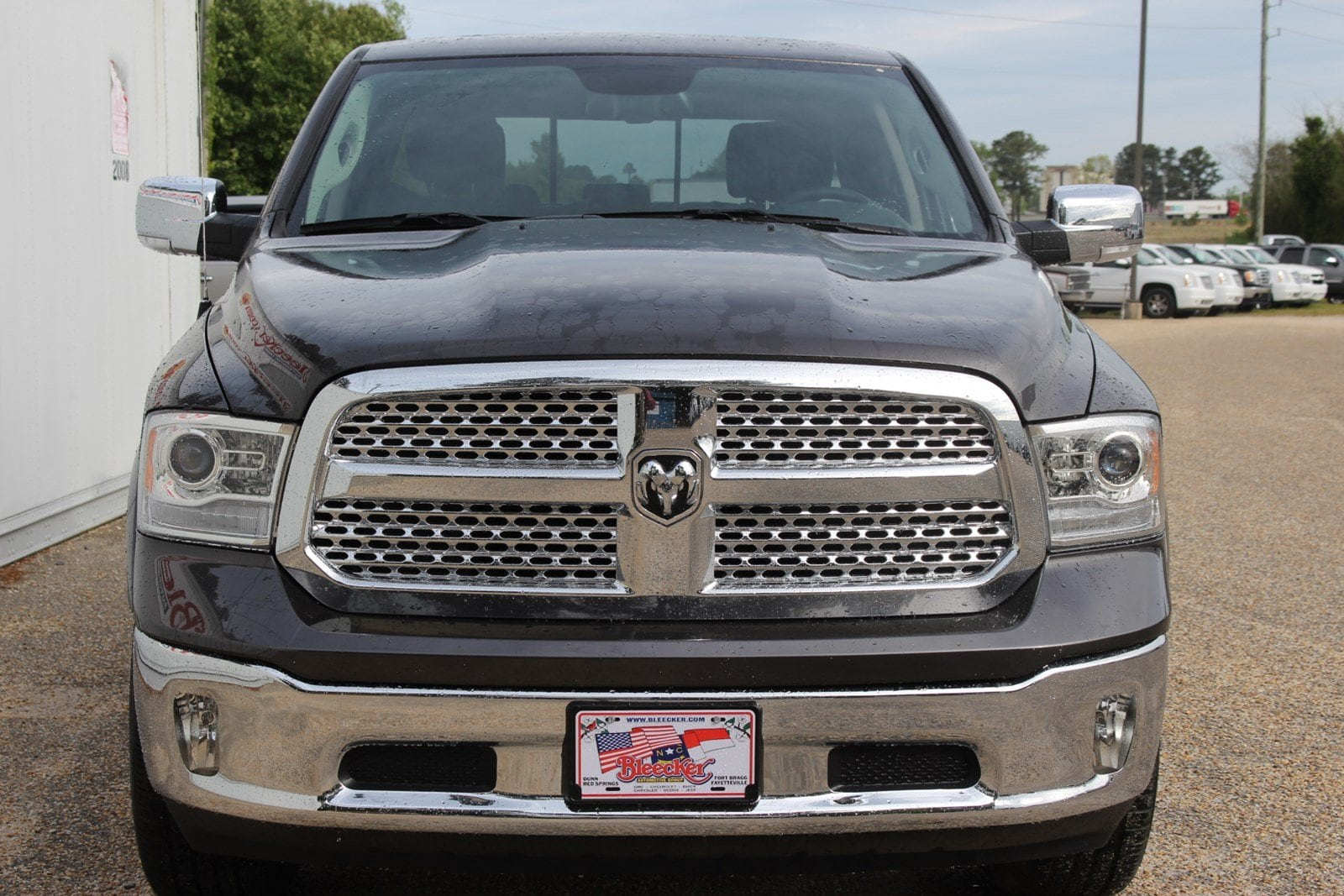 2018 Ram 1500 Crew Cab 4x4, Pickup #C18266 - photo 2