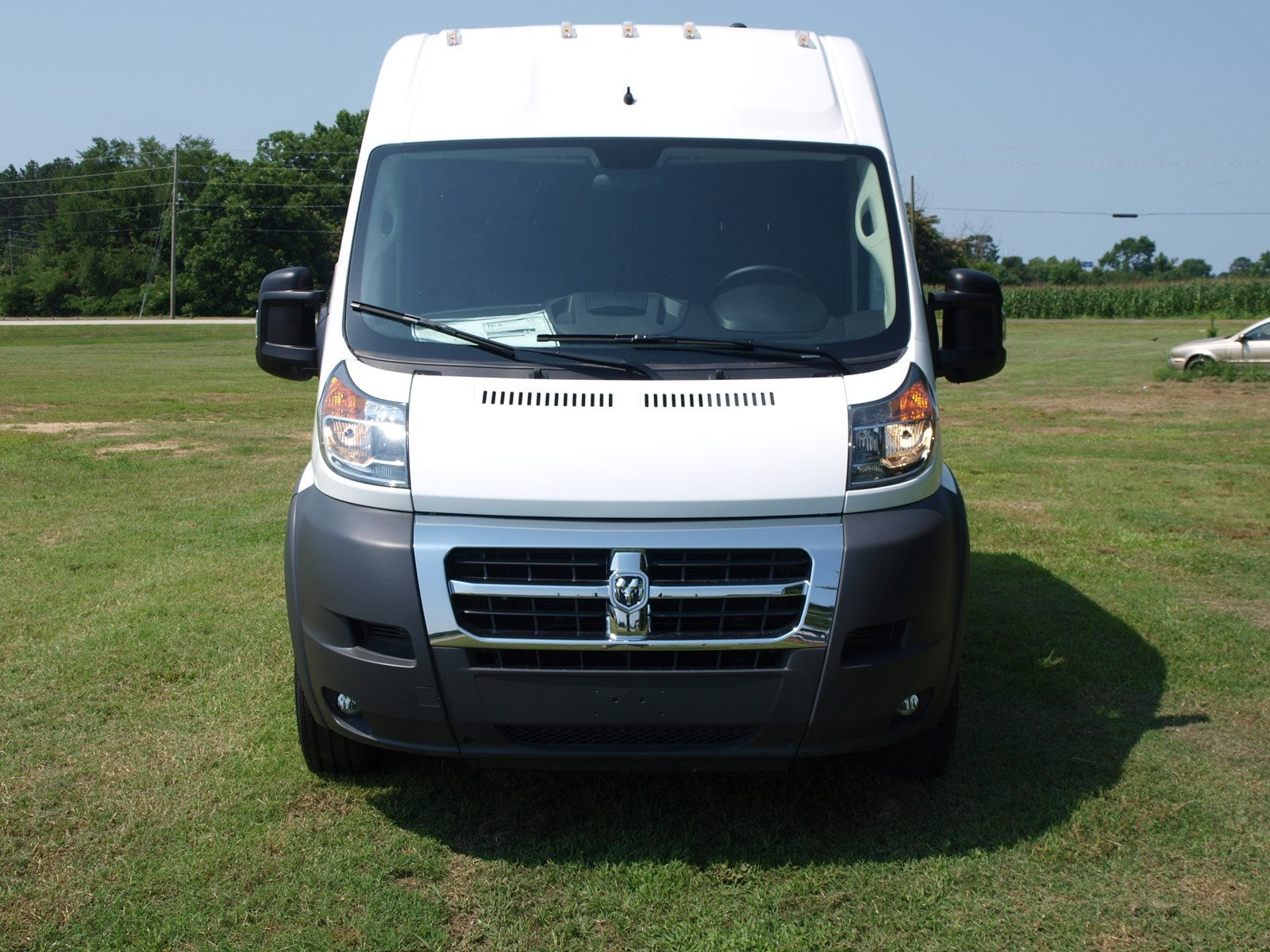 2018 ProMaster 1500 High Roof FWD,  Empty Cargo Van #C18315 - photo 4