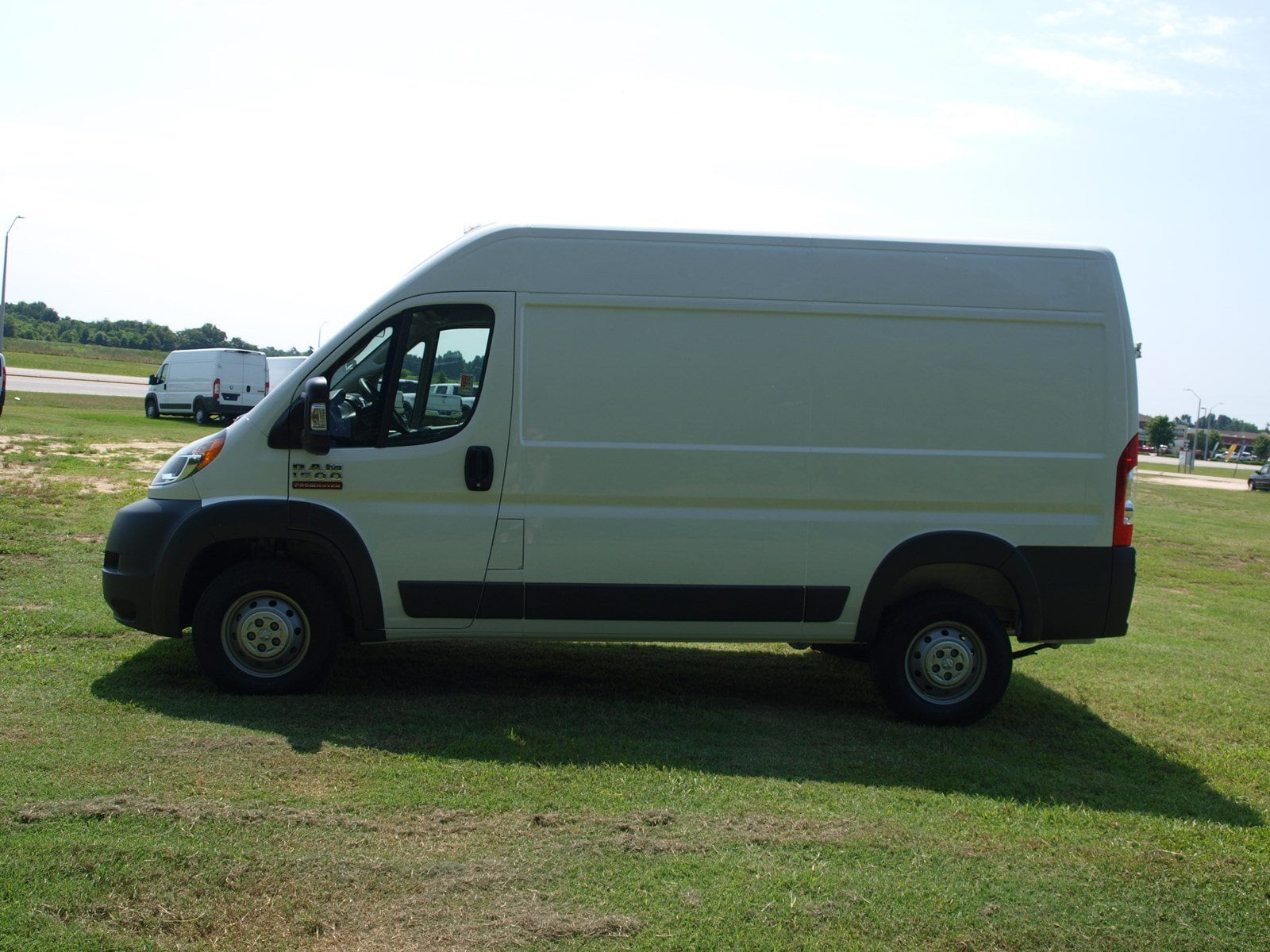 2018 ProMaster 1500 High Roof FWD,  Empty Cargo Van #C18315 - photo 6