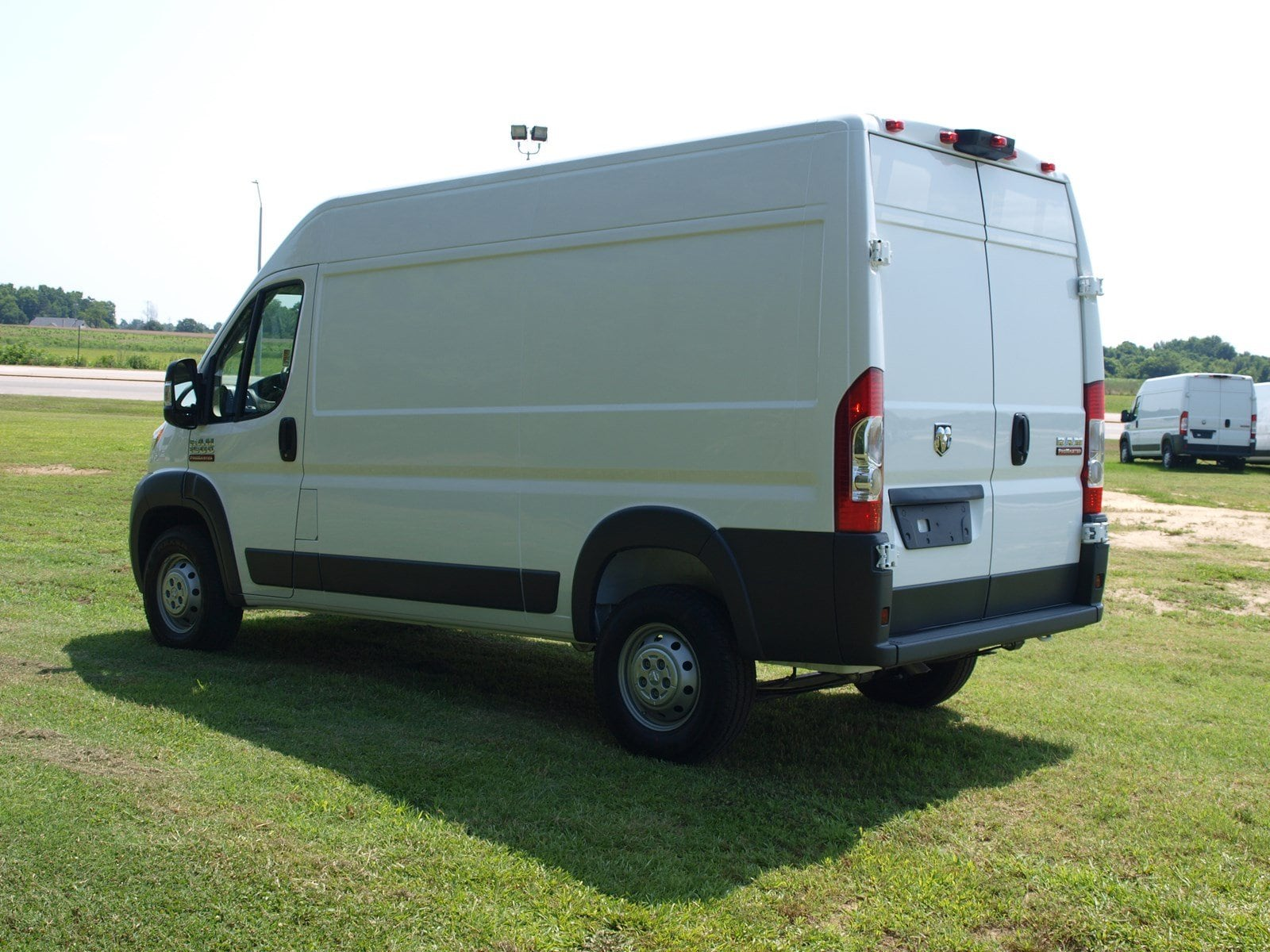 2018 ProMaster 1500 High Roof FWD,  Empty Cargo Van #C18315 - photo 7