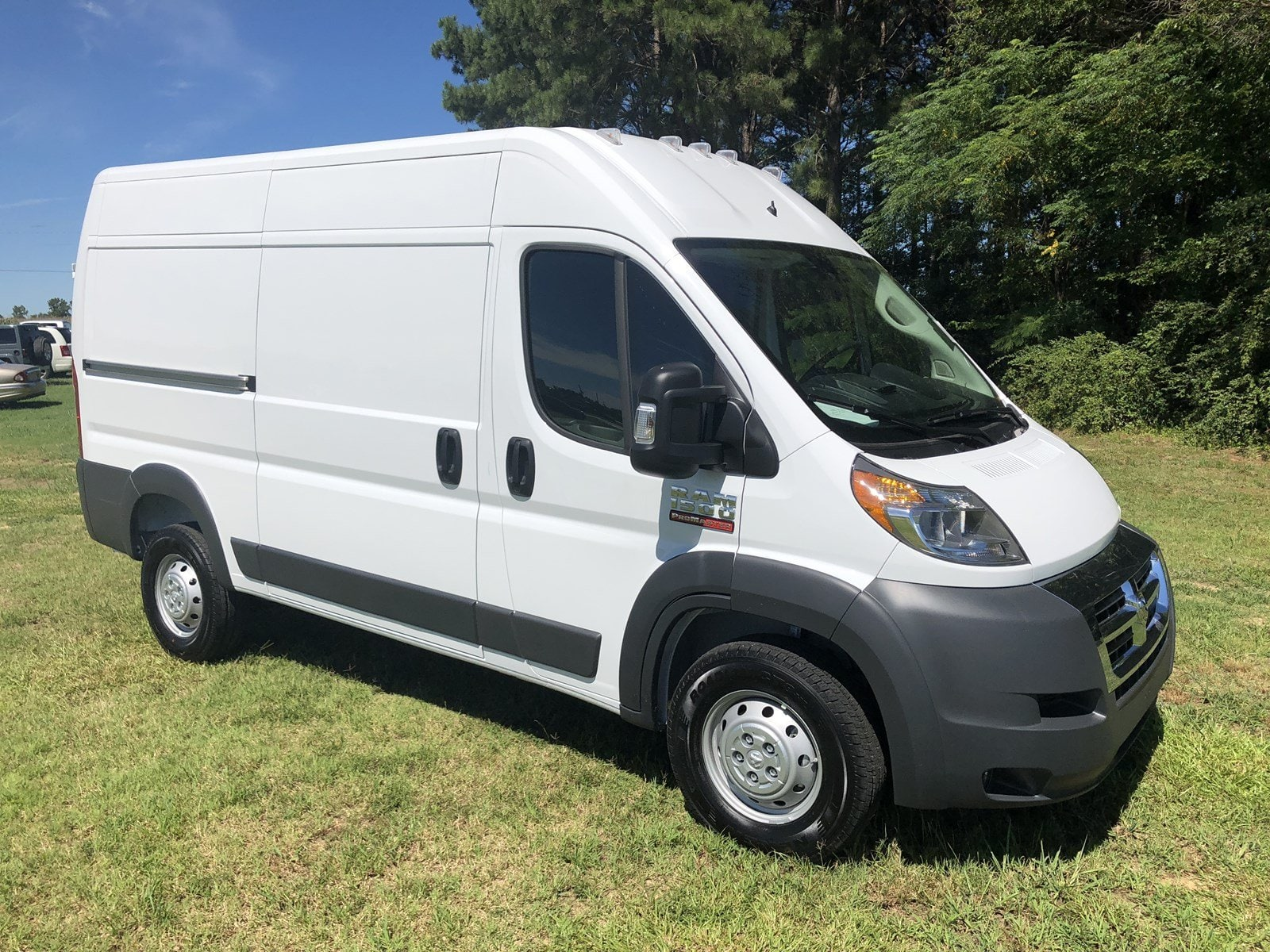 2018 ProMaster 1500 High Roof FWD,  Empty Cargo Van #C18336 - photo 3