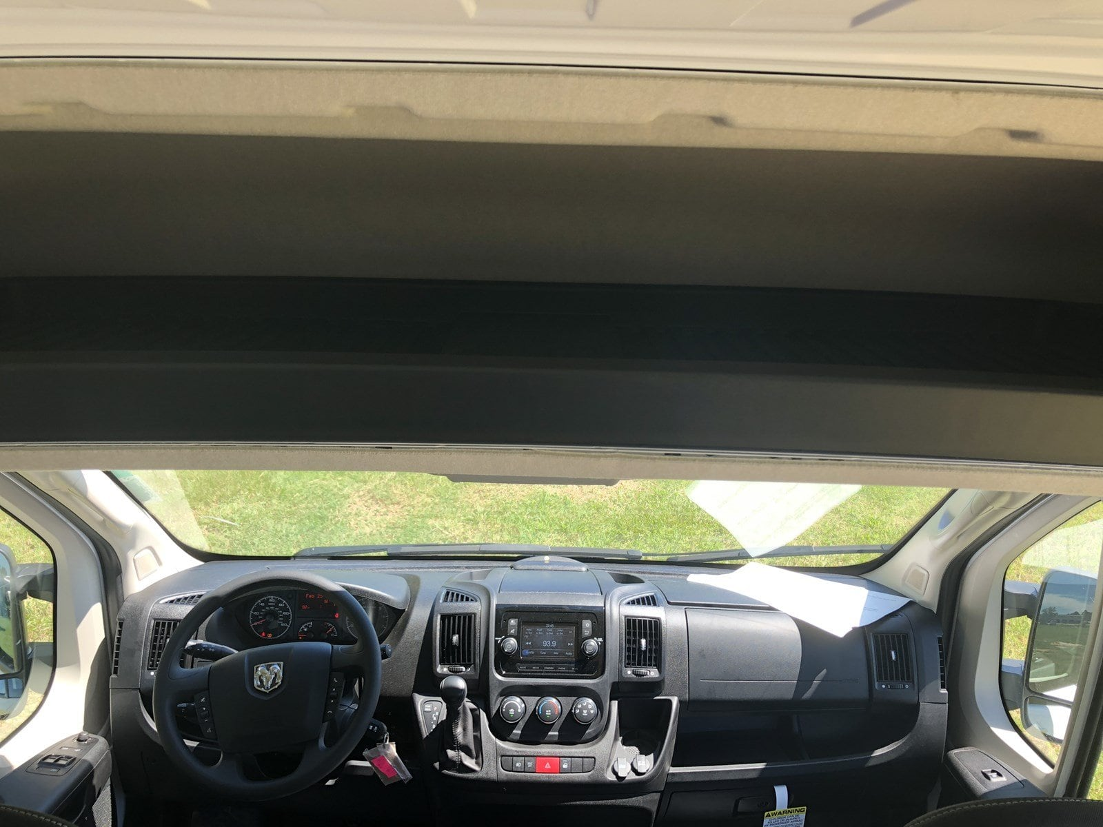 2018 ProMaster 1500 High Roof FWD,  Empty Cargo Van #C18336 - photo 14