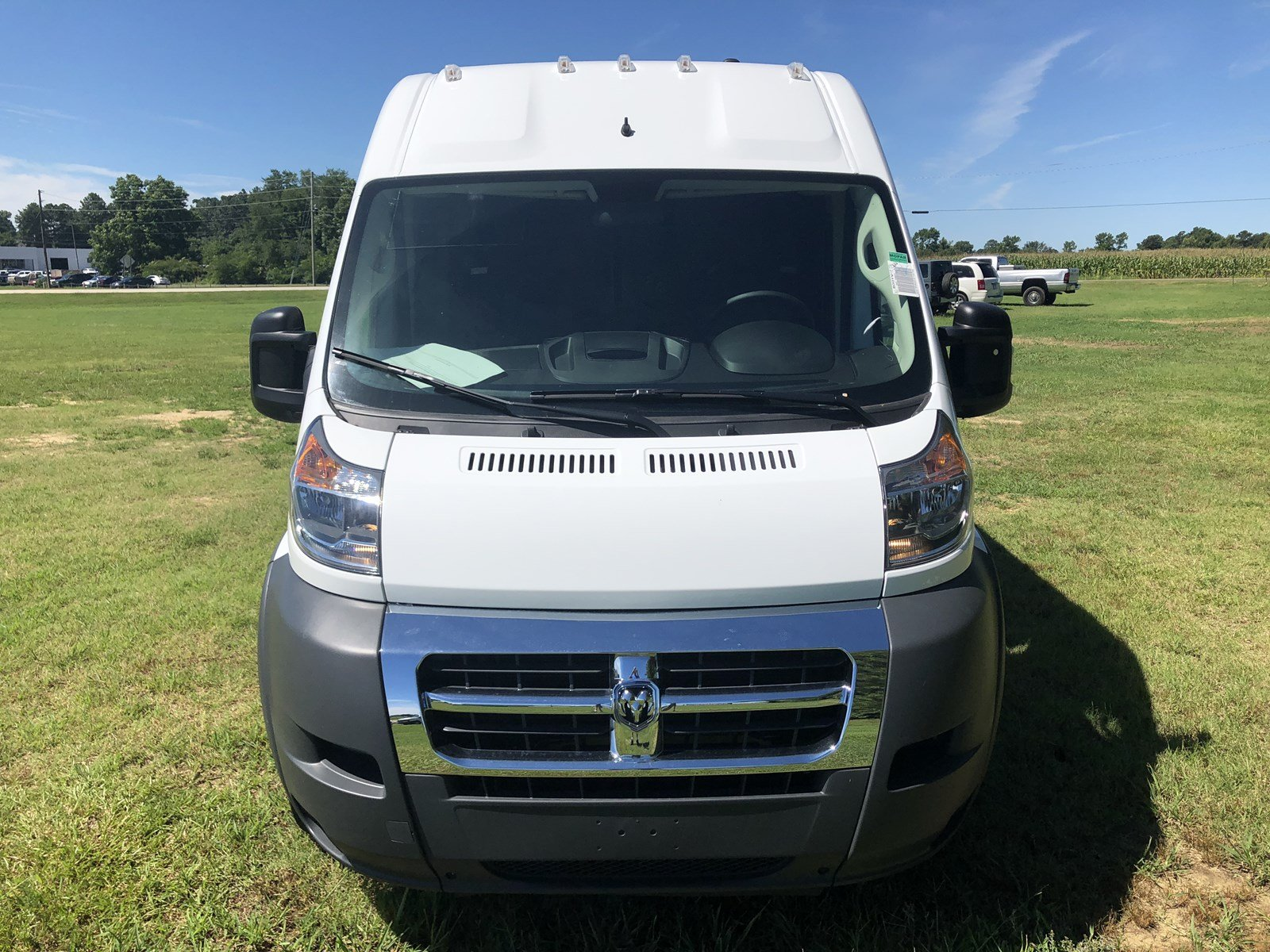 2018 ProMaster 1500 High Roof FWD,  Empty Cargo Van #C18336 - photo 4