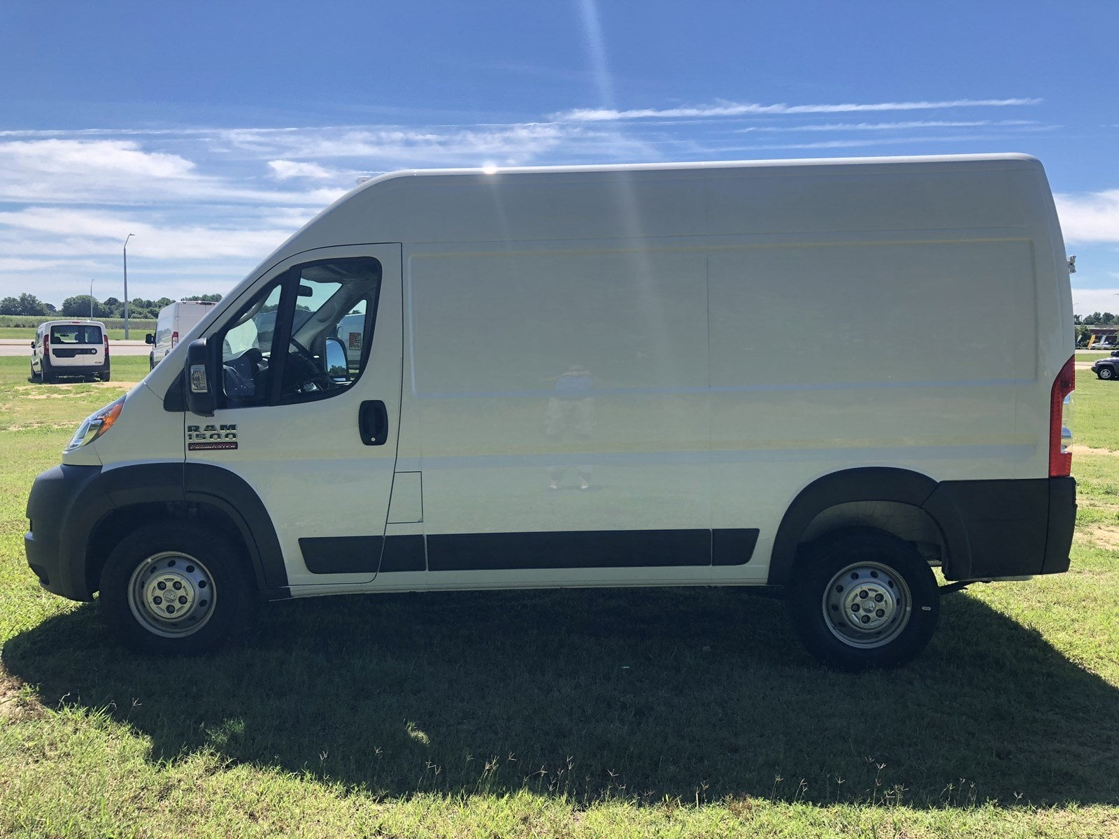 2018 ProMaster 1500 High Roof FWD,  Empty Cargo Van #C18336 - photo 5