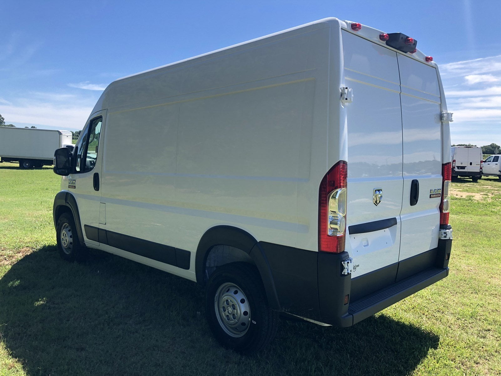 2018 ProMaster 1500 High Roof FWD,  Empty Cargo Van #C18336 - photo 6