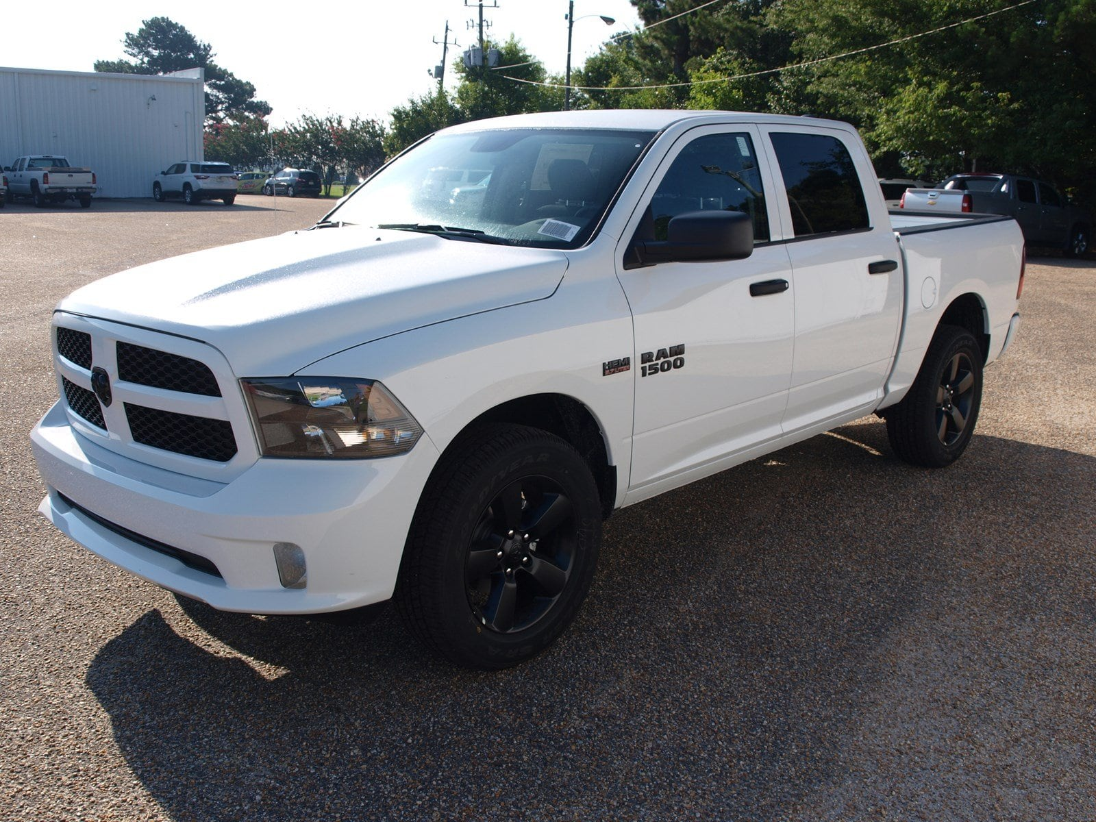 2018 Ram 1500 Crew Cab 4x4,  Pickup #C18367 - photo 1