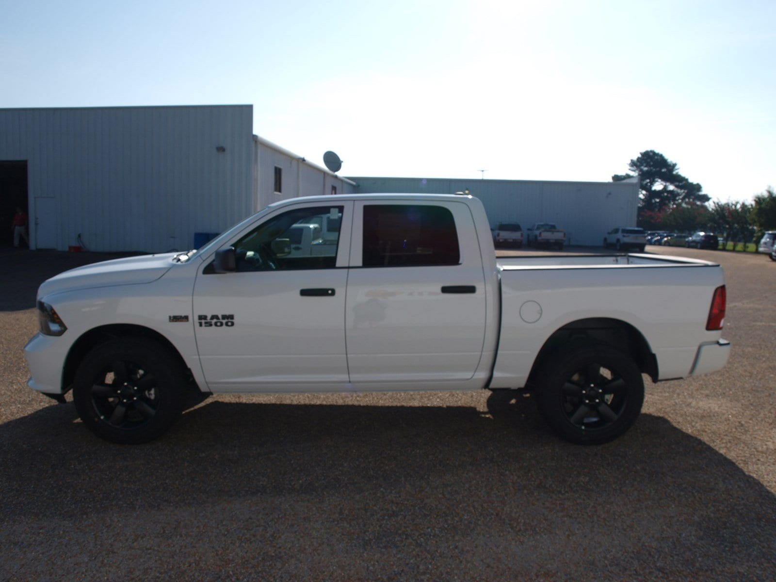 2018 Ram 1500 Crew Cab 4x4,  Pickup #C18367 - photo 5