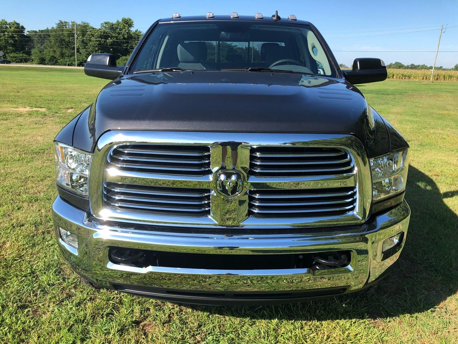 2018 Ram 2500 Crew Cab 4x4,  Pickup #C18383 - photo 3
