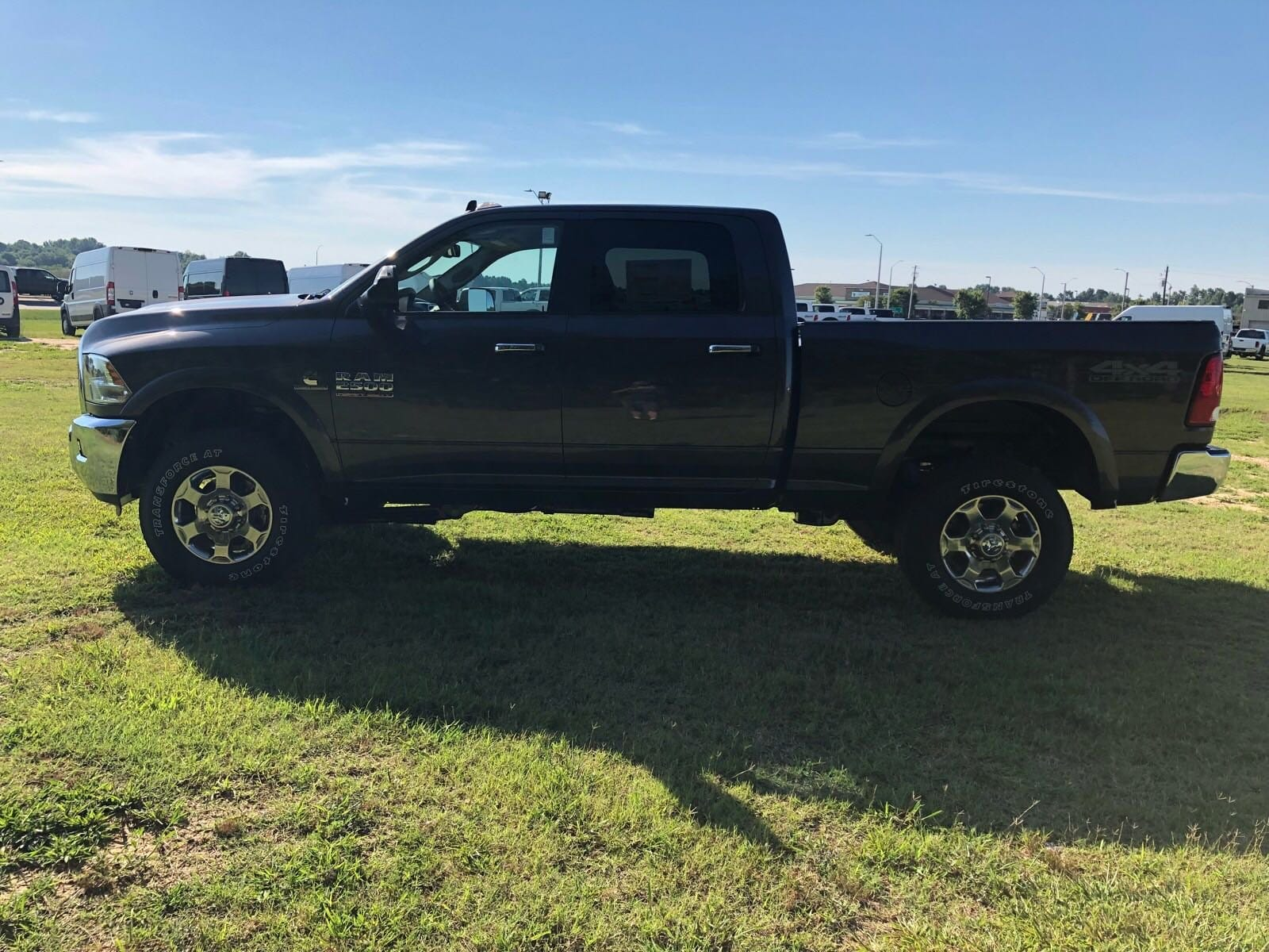 2018 Ram 2500 Crew Cab 4x4,  Pickup #C18383 - photo 5