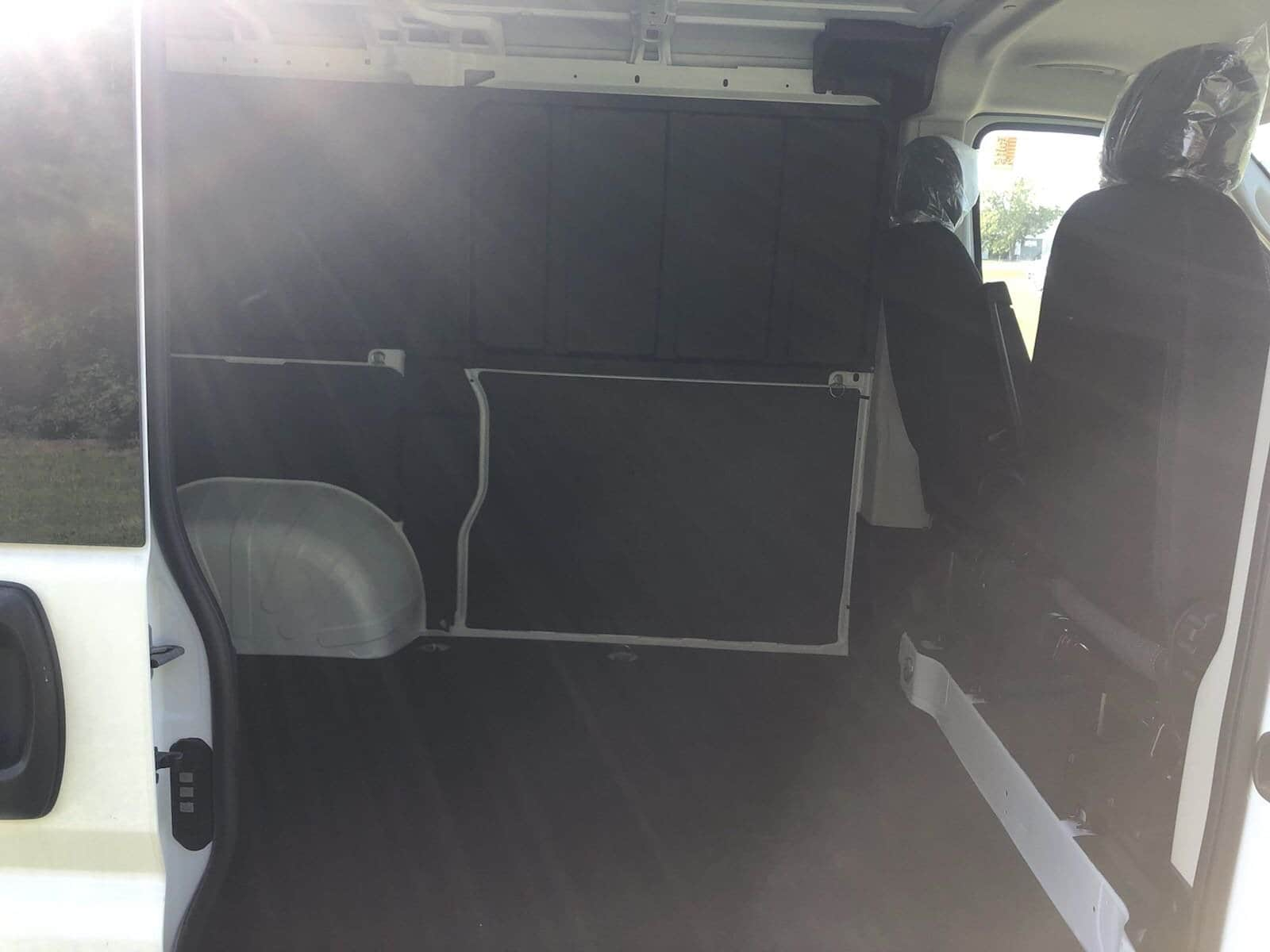 2018 ProMaster 1500 Standard Roof FWD,  Empty Cargo Van #C18398 - photo 12