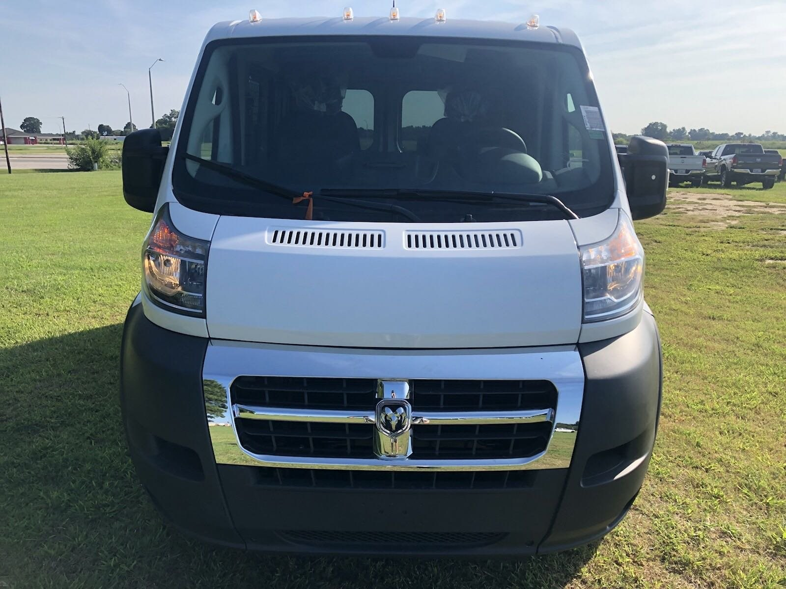 2018 ProMaster 1500 Standard Roof FWD,  Empty Cargo Van #C18398 - photo 5