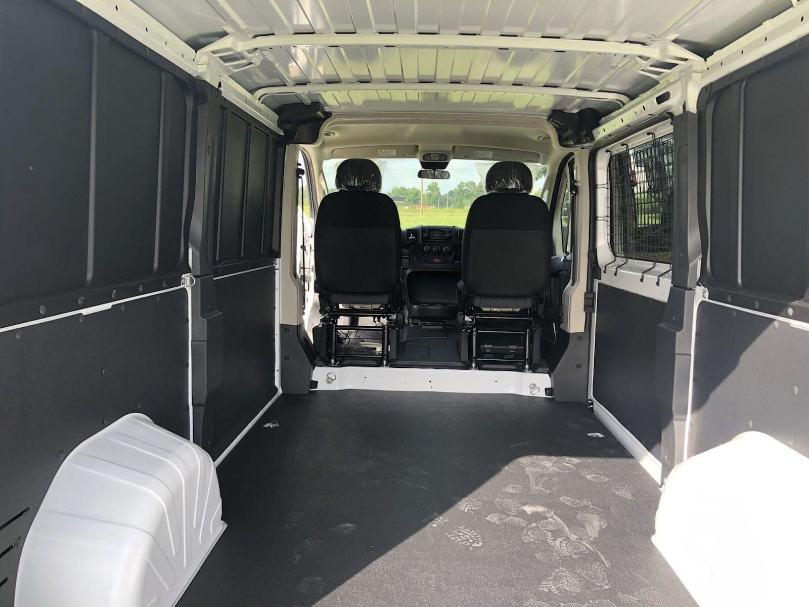 2018 ProMaster 1500 Standard Roof FWD,  Empty Cargo Van #C18406 - photo 13