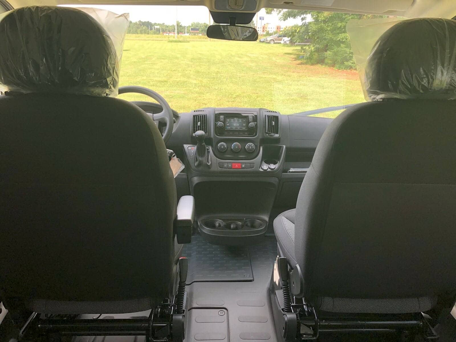 2018 ProMaster 1500 Standard Roof FWD,  Empty Cargo Van #C18406 - photo 18