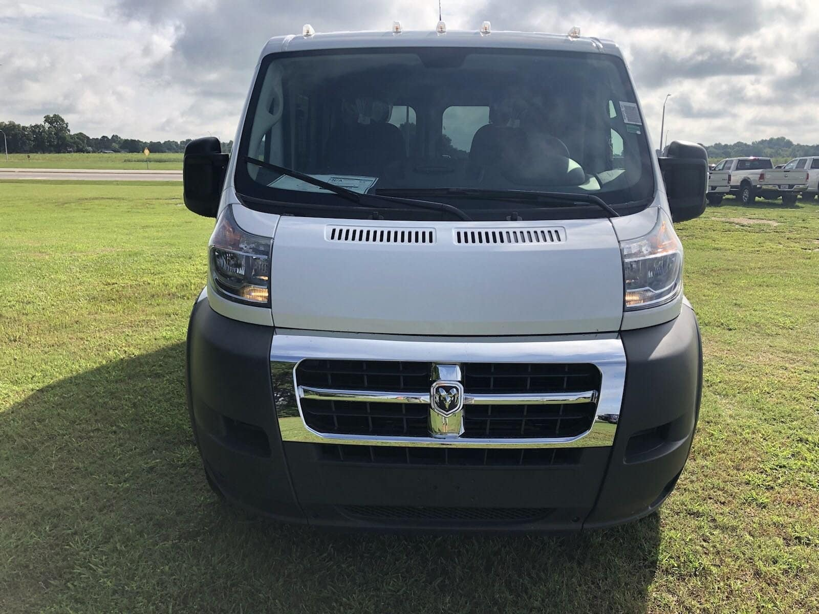 2018 ProMaster 1500 Standard Roof FWD,  Empty Cargo Van #C18406 - photo 4