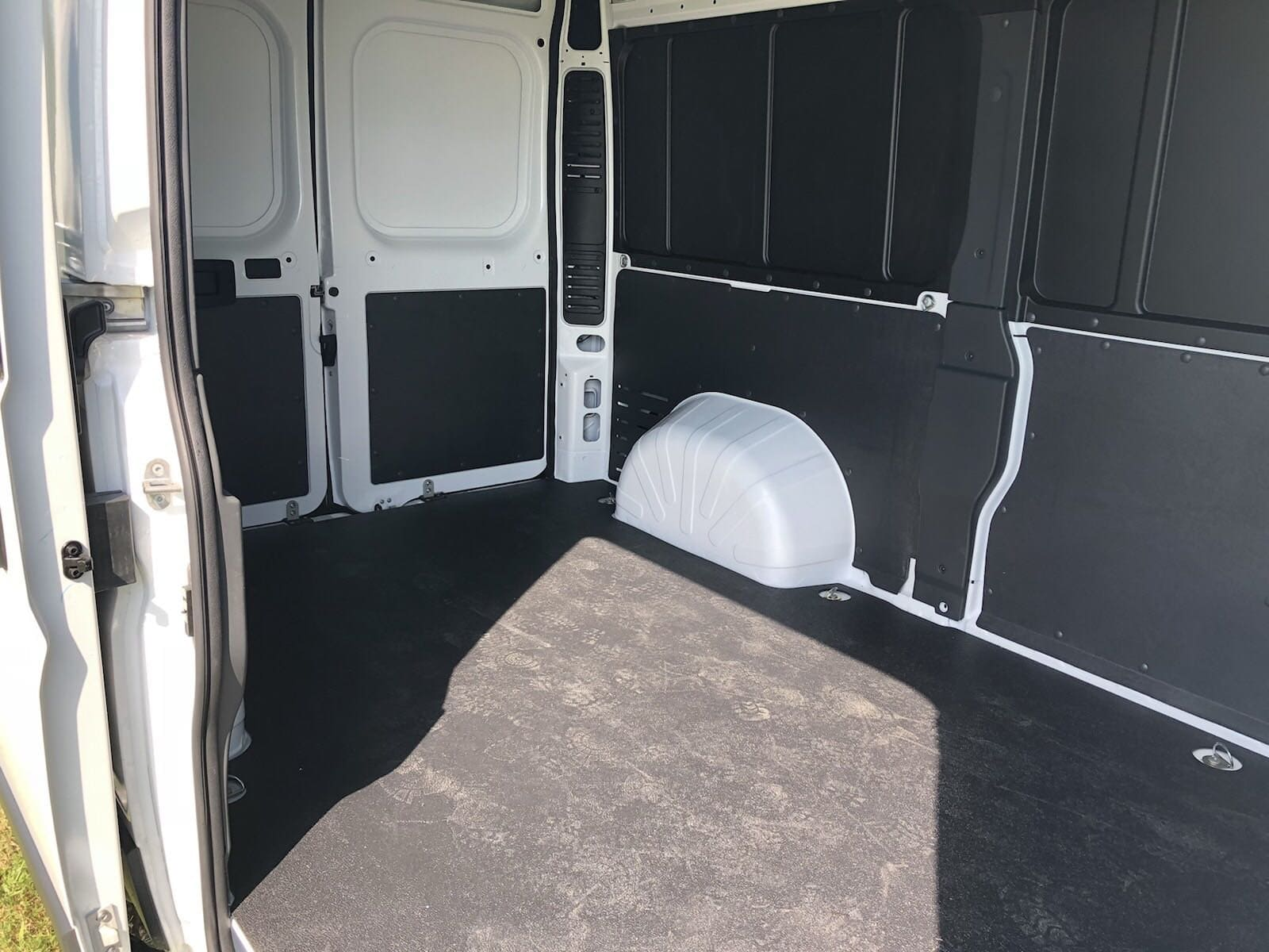 2018 ProMaster 1500 High Roof FWD,  Empty Cargo Van #C18421 - photo 13