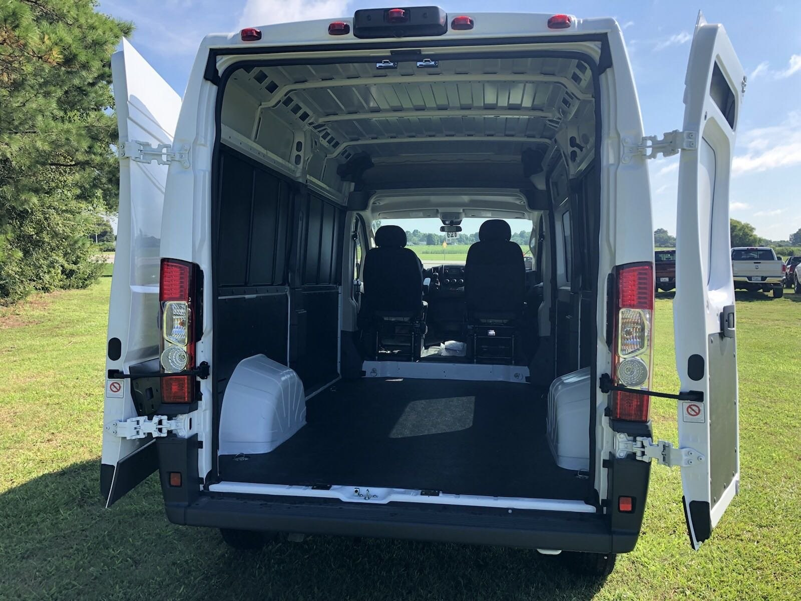 2018 ProMaster 1500 High Roof FWD,  Empty Cargo Van #C18421 - photo 2