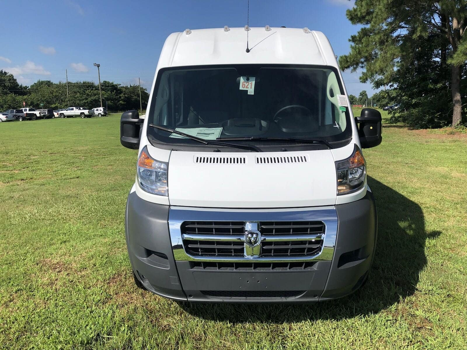 2018 ProMaster 1500 High Roof FWD,  Empty Cargo Van #C18421 - photo 4