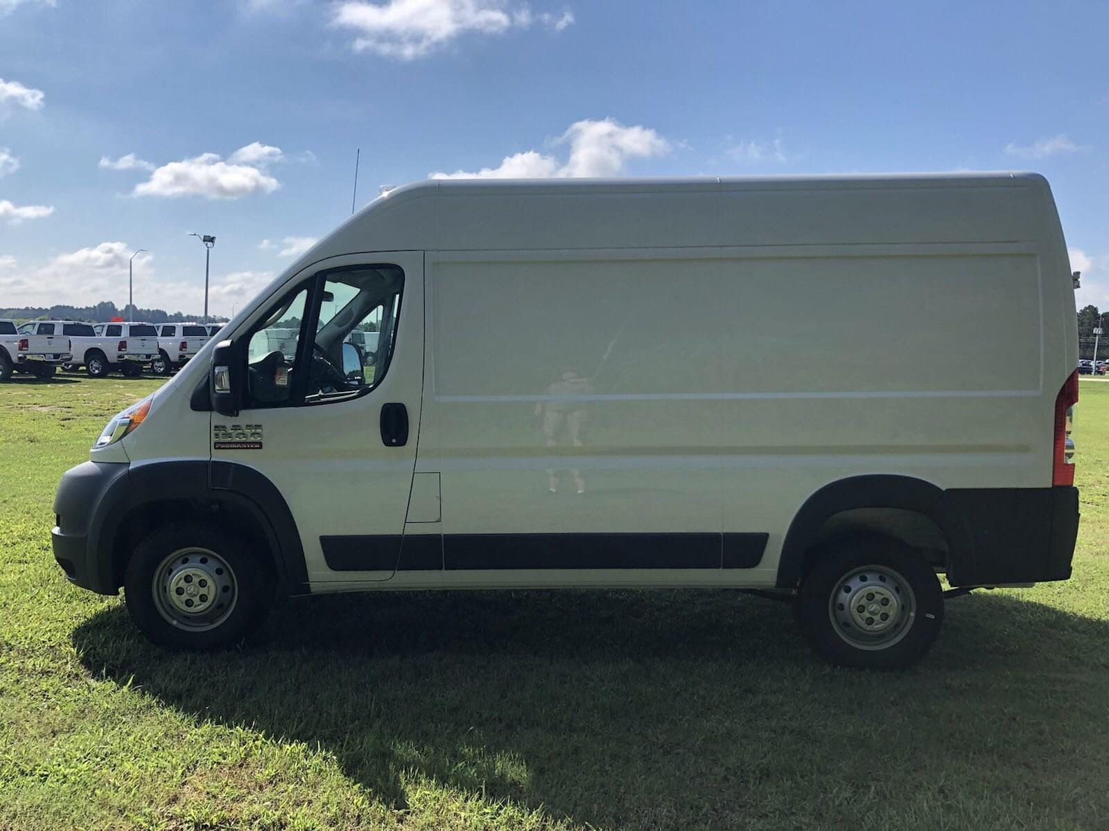 2018 ProMaster 1500 High Roof FWD,  Empty Cargo Van #C18421 - photo 5