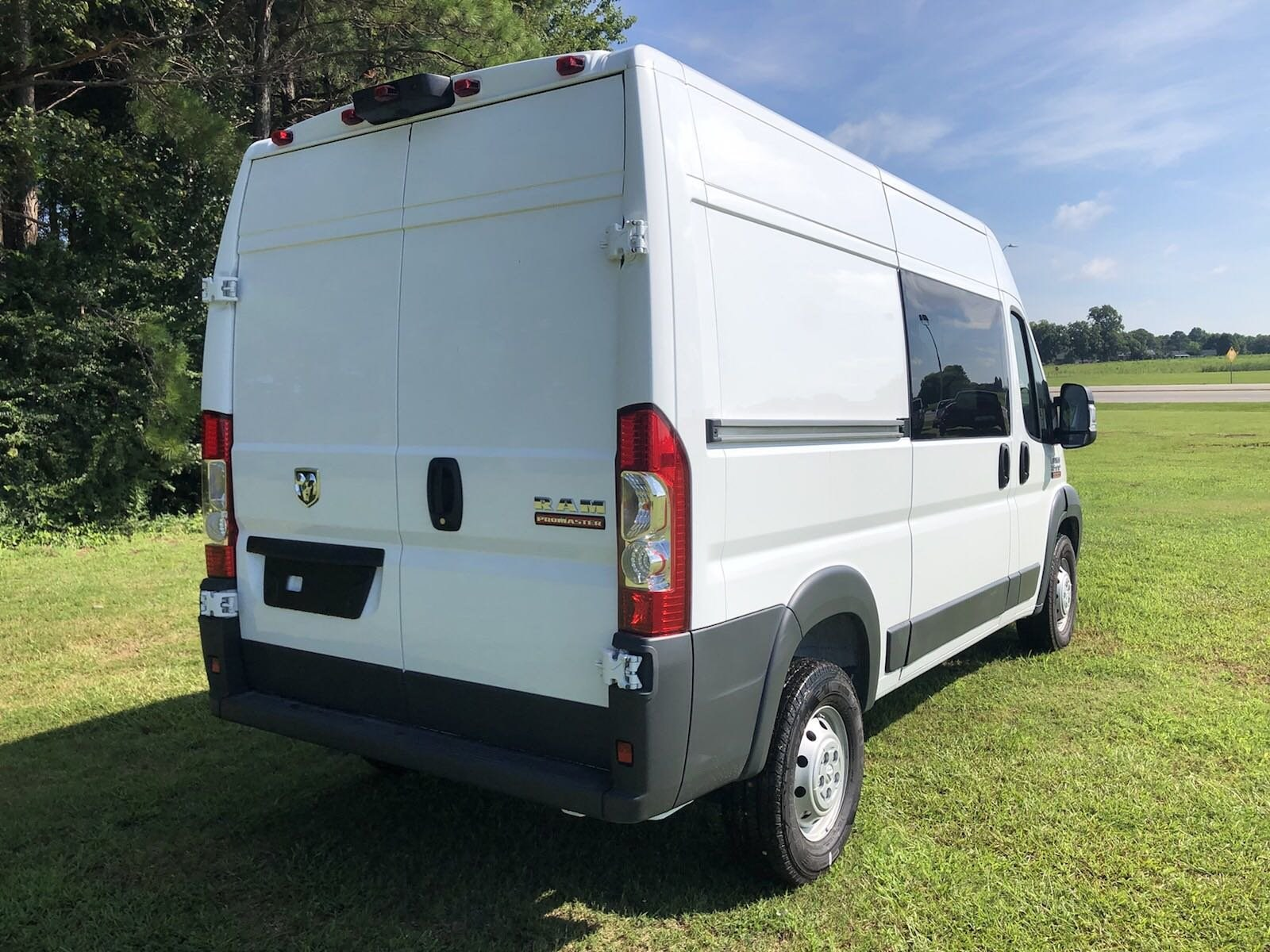 2018 ProMaster 1500 High Roof FWD,  Empty Cargo Van #C18421 - photo 8