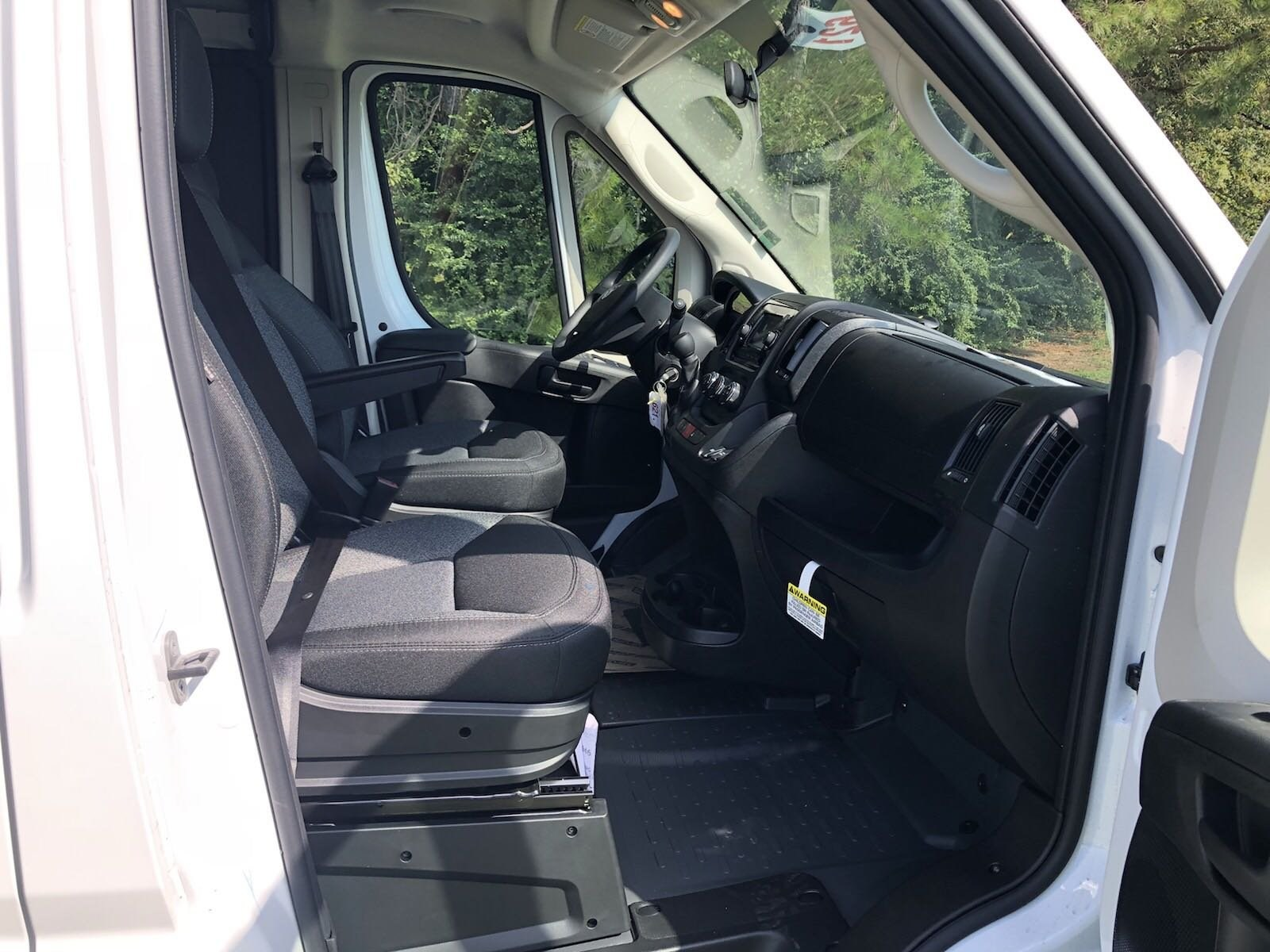 2018 ProMaster 1500 High Roof FWD,  Empty Cargo Van #C18421 - photo 10