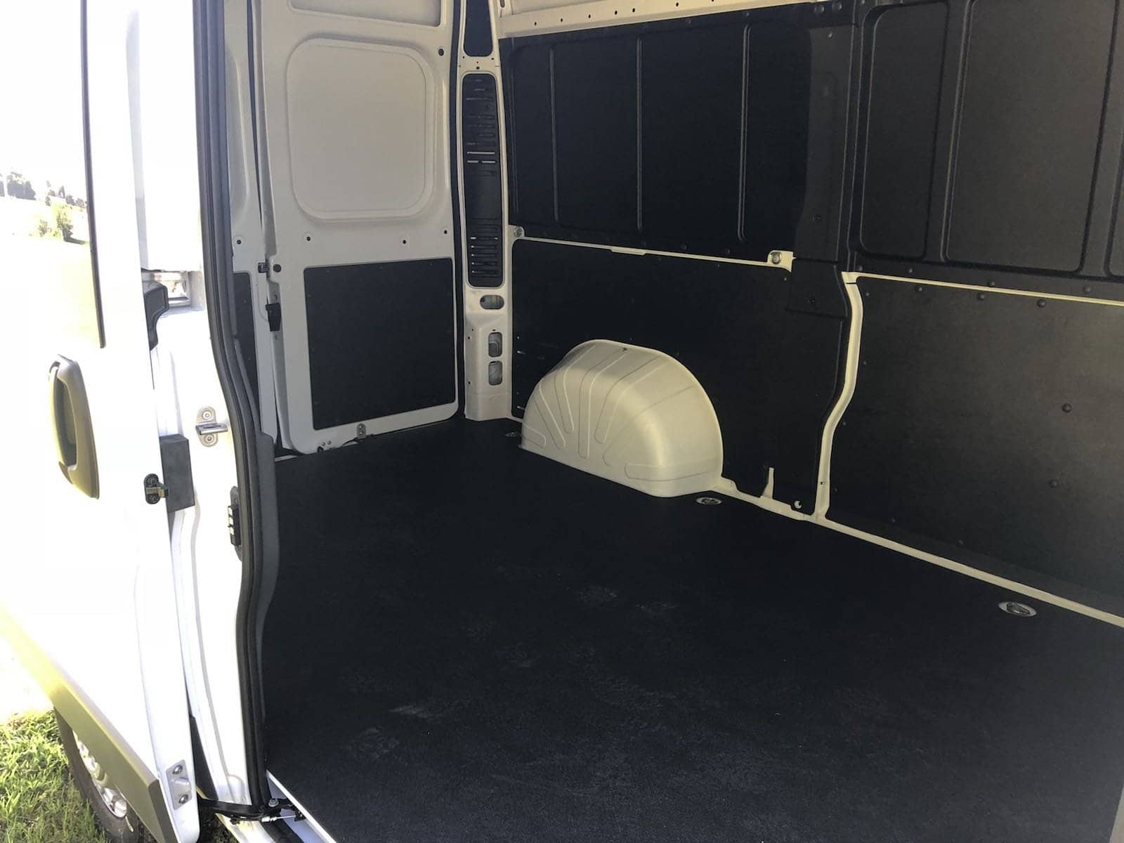 2018 ProMaster 1500 High Roof FWD,  Empty Cargo Van #C18437 - photo 13