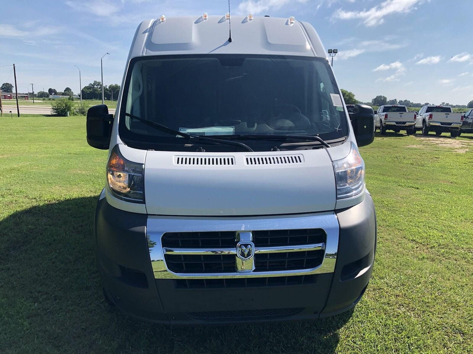 2018 ProMaster 1500 High Roof FWD,  Empty Cargo Van #C18437 - photo 4
