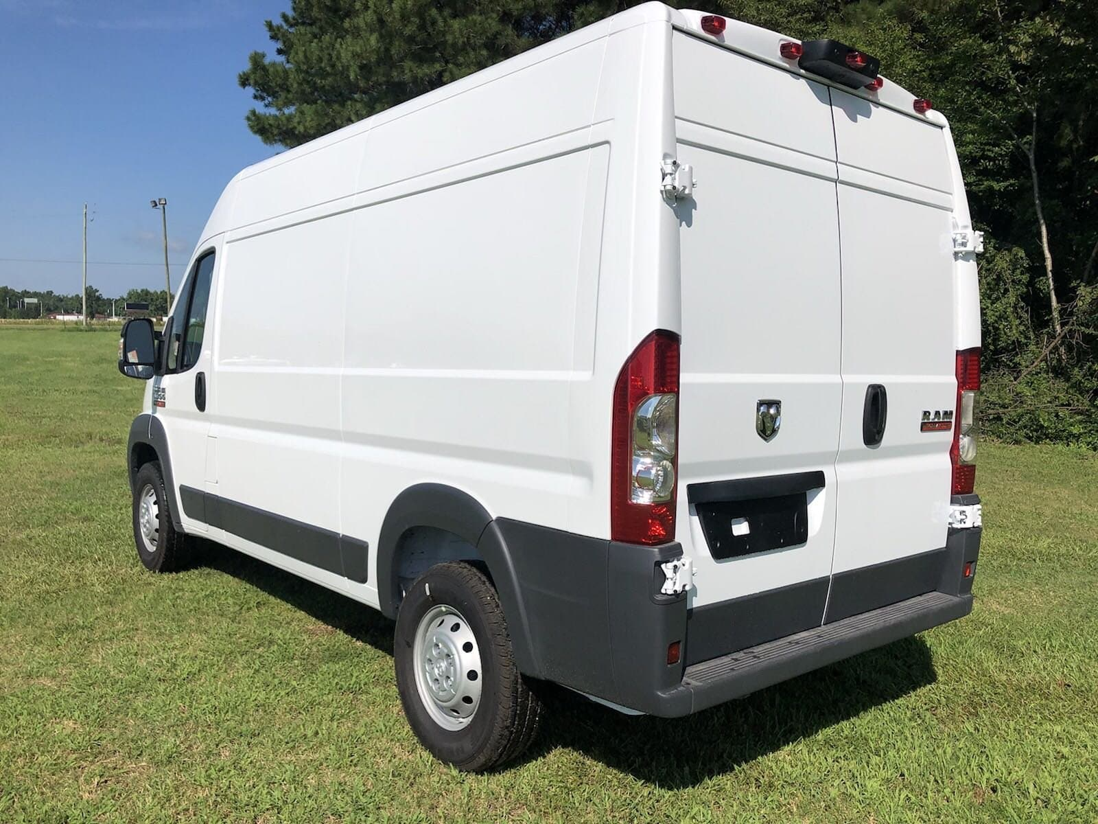 2018 ProMaster 1500 High Roof FWD,  Empty Cargo Van #C18437 - photo 6