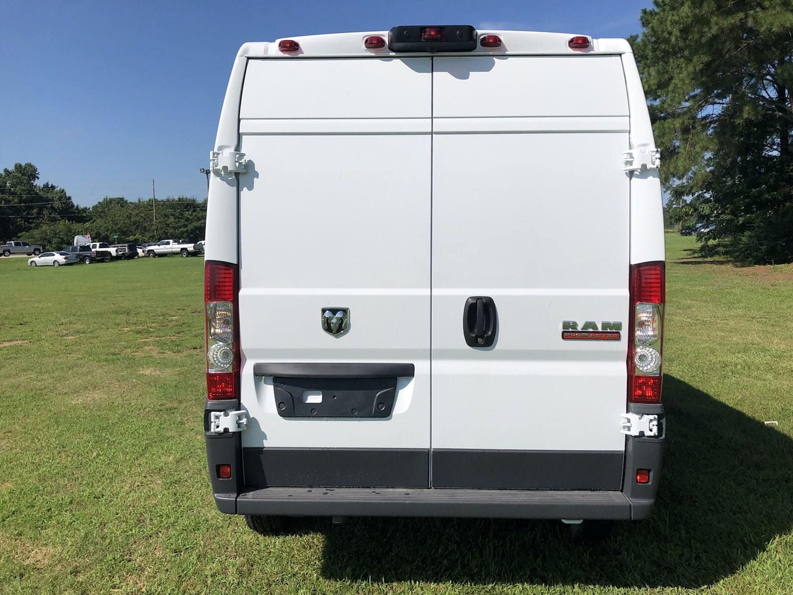 2018 ProMaster 1500 High Roof FWD,  Empty Cargo Van #C18437 - photo 7