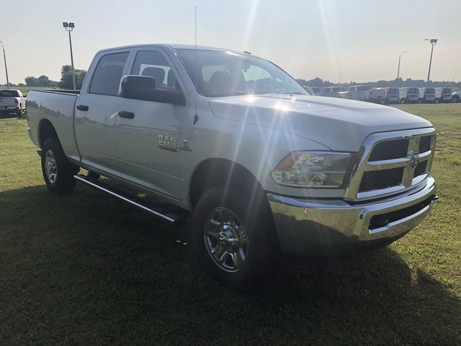 2018 Ram 2500 Crew Cab 4x4,  Pickup #C18451 - photo 3