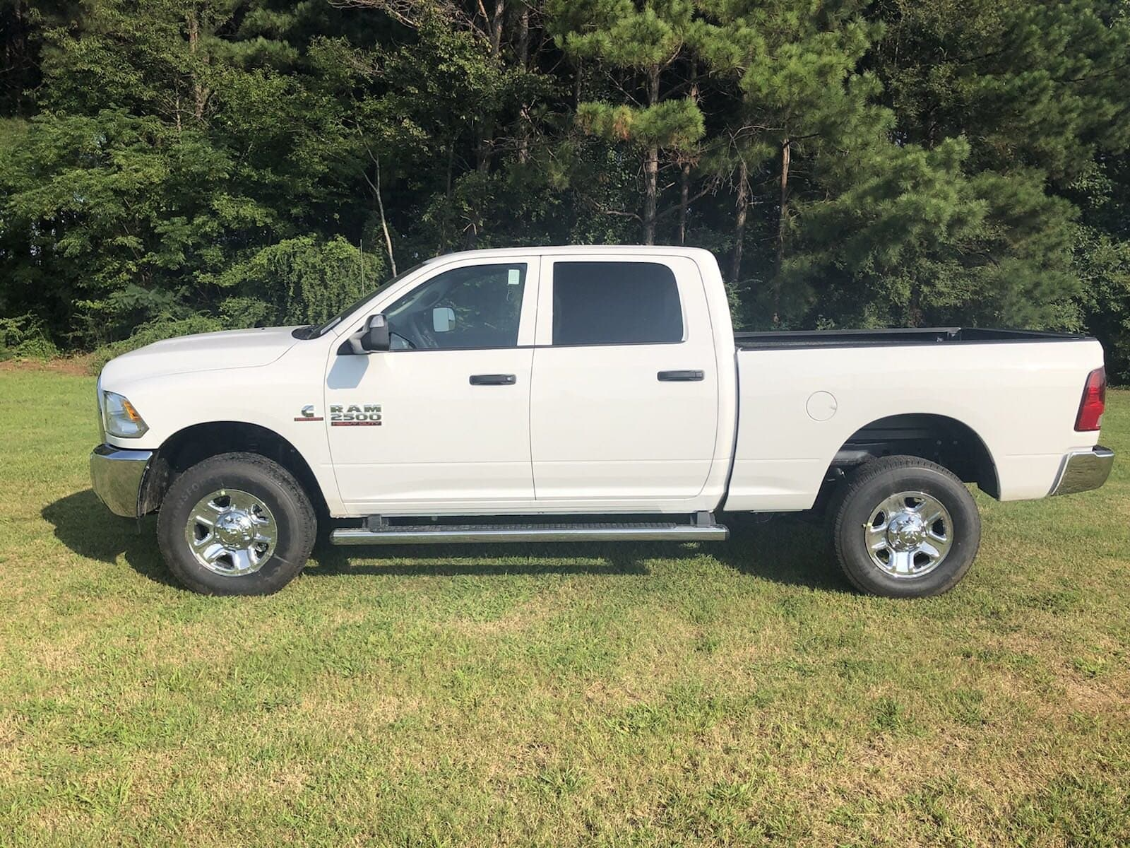 2018 Ram 2500 Crew Cab 4x4,  Pickup #C18451 - photo 5