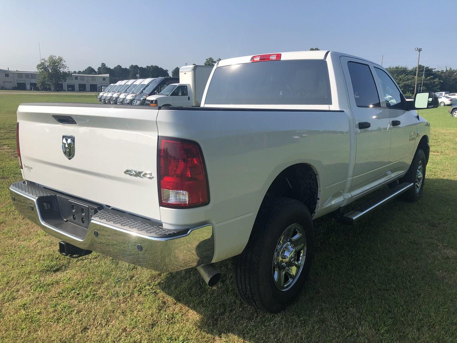 2018 Ram 2500 Crew Cab 4x4,  Pickup #C18451 - photo 8