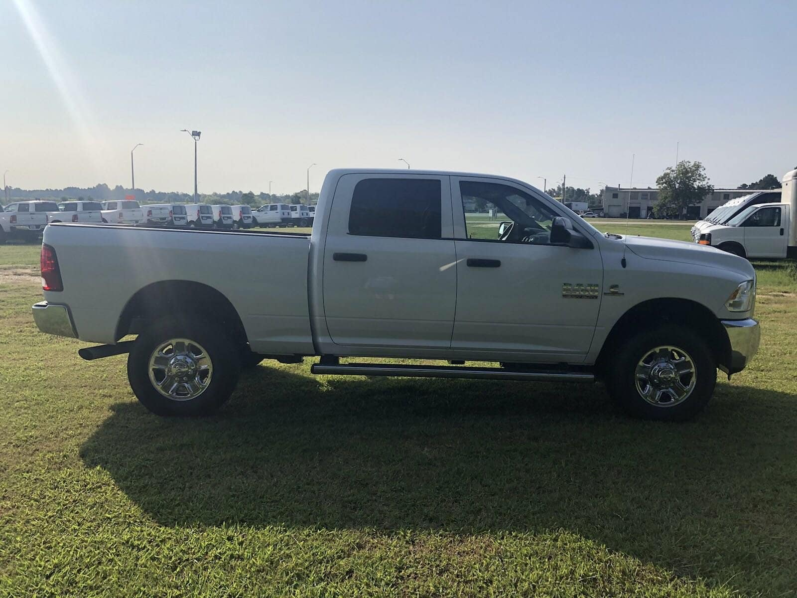 2018 Ram 2500 Crew Cab 4x4,  Pickup #C18451 - photo 9