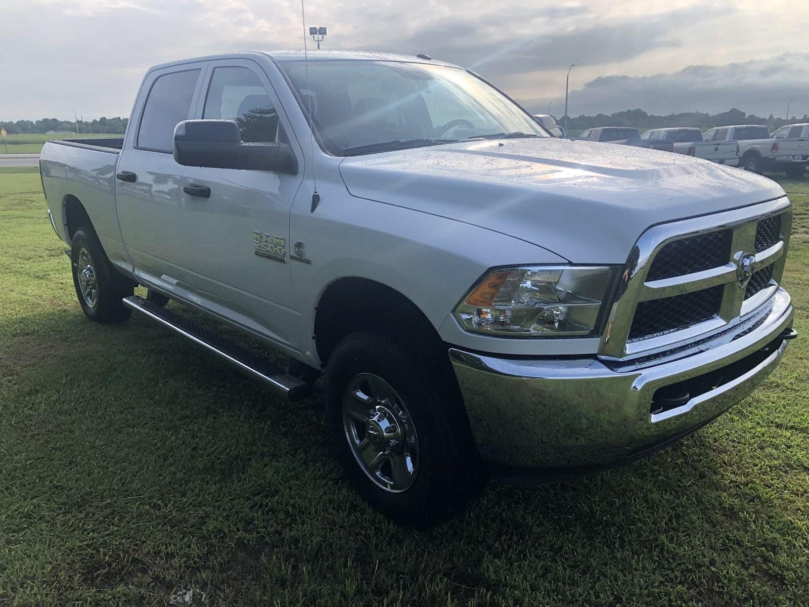 2018 Ram 2500 Crew Cab 4x4,  Pickup #C18452 - photo 3