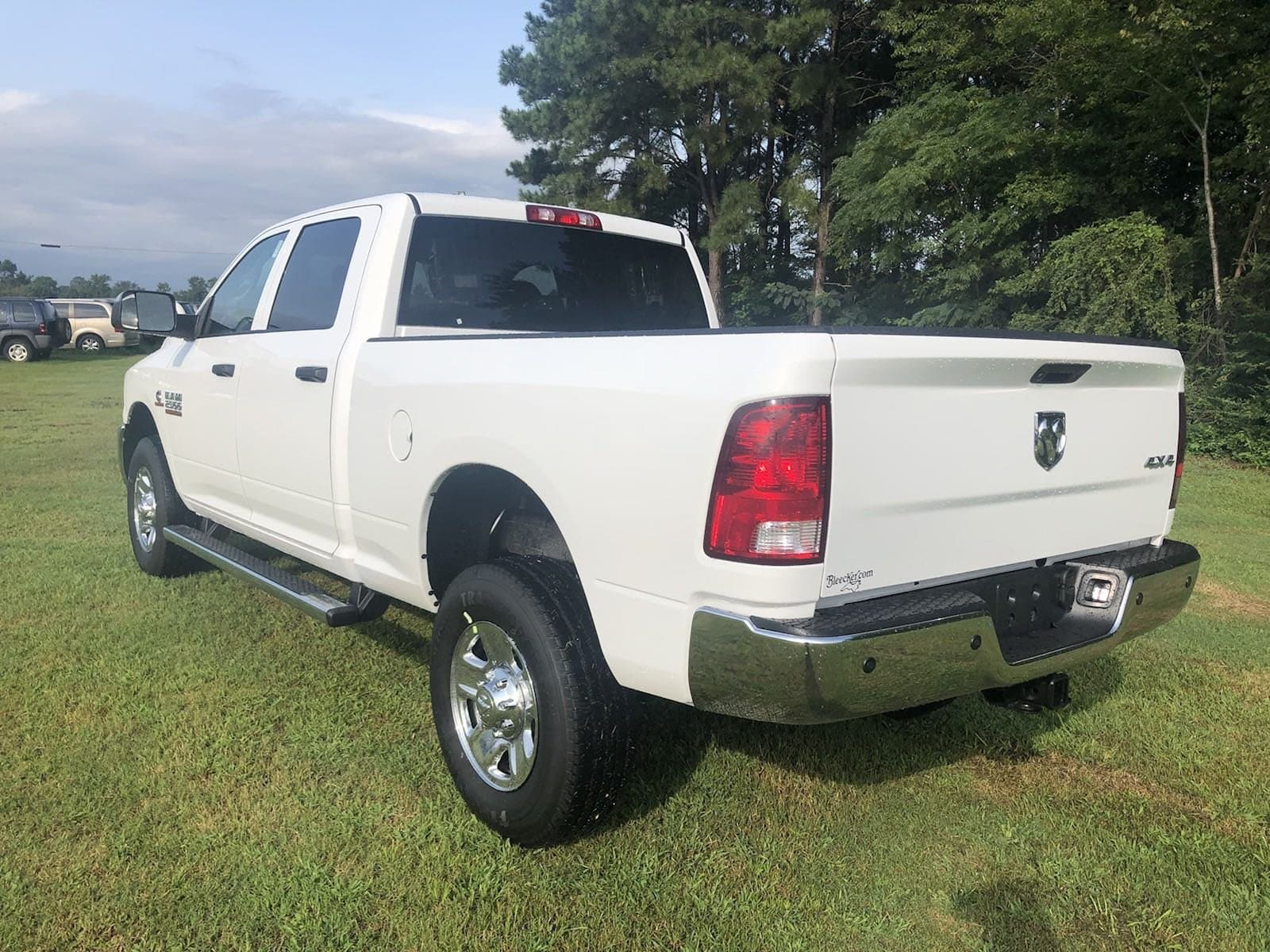 2018 Ram 2500 Crew Cab 4x4,  Pickup #C18452 - photo 2