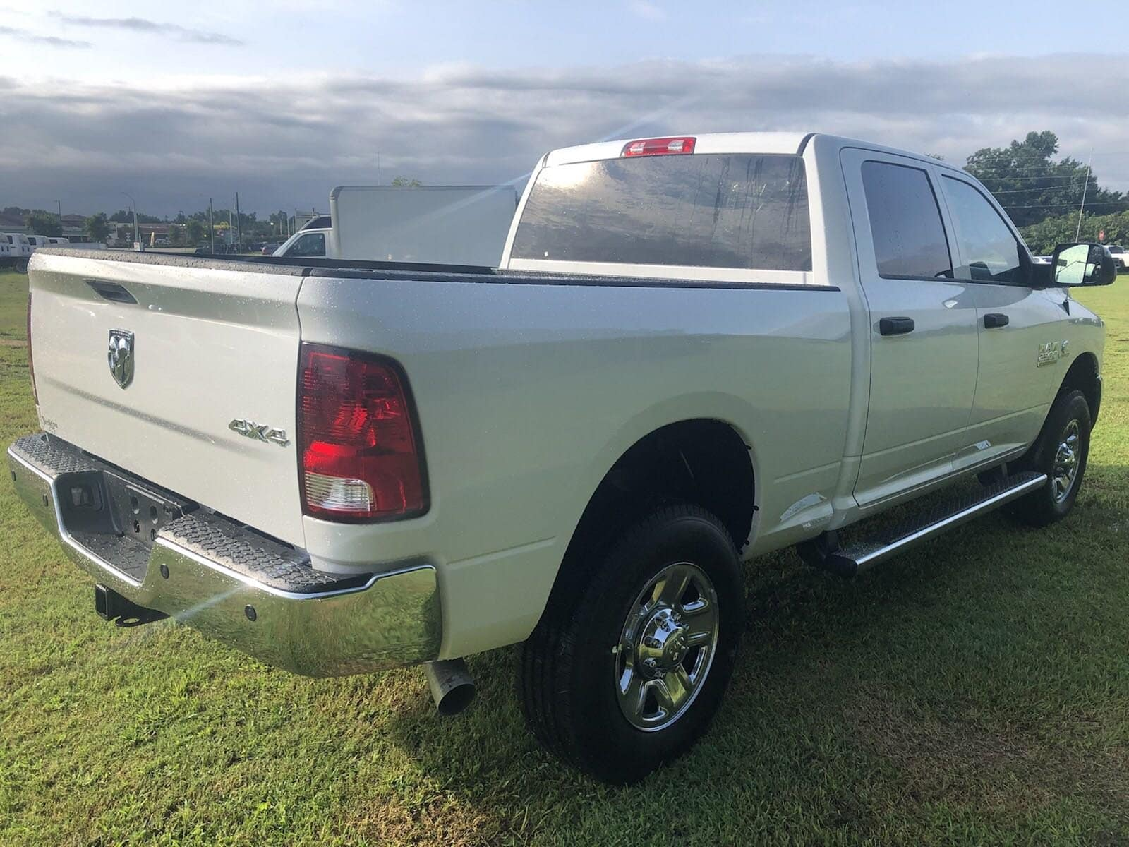 2018 Ram 2500 Crew Cab 4x4,  Pickup #C18452 - photo 8