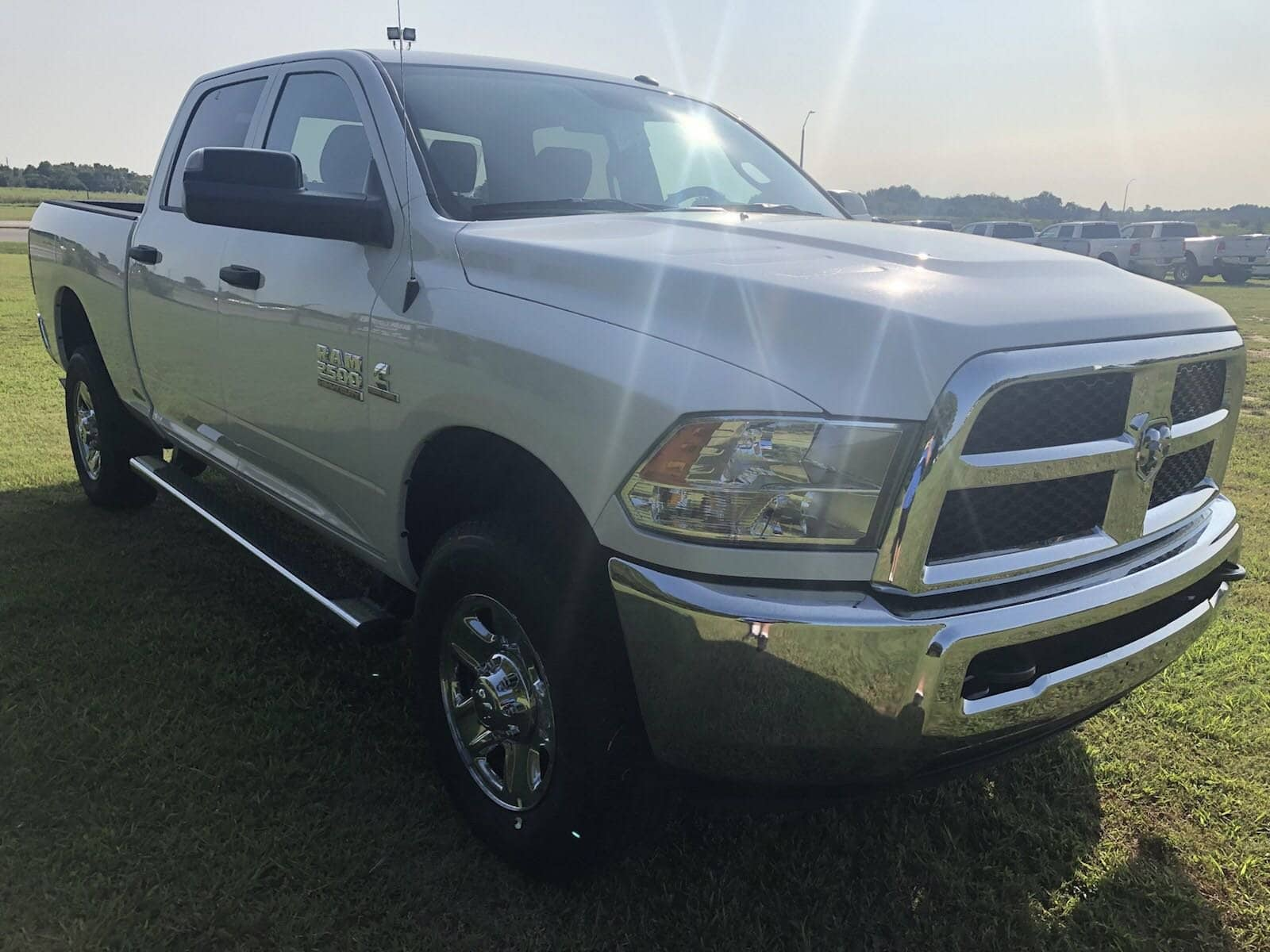 2018 Ram 2500 Crew Cab 4x4,  Pickup #C18453 - photo 3
