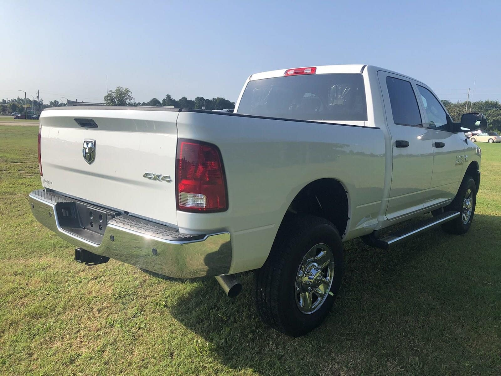 2018 Ram 2500 Crew Cab 4x4,  Pickup #C18453 - photo 8