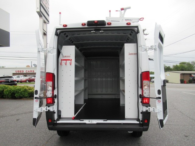 2020 Ram ProMaster 1500 High Roof FWD, Weather Guard Upfitted Cargo Van #134917 - photo 1
