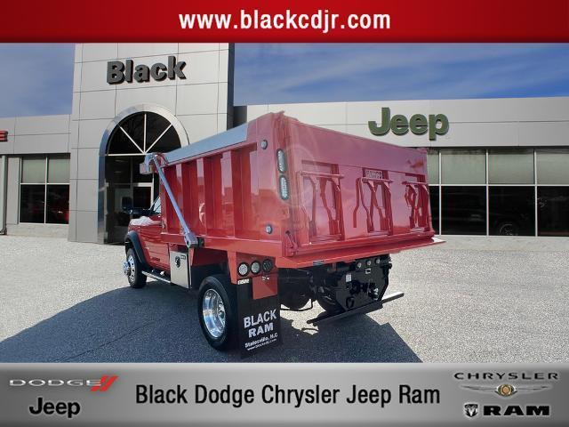 2020 Ram 5500 Regular Cab DRW 4x2, Samco Inc Dump Body #264229 - photo 1