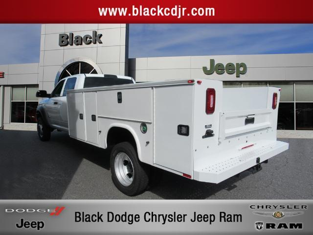 2019 Ram 5500 Crew Cab DRW 4x2, Knapheide Service Body #700311 - photo 1