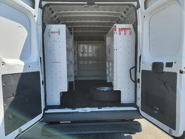 2018 Ram ProMaster 2500 High Roof FWD, Upfitted Cargo Van #JE102511 - photo 1