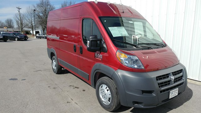 2017 ProMaster 1500 High Roof, Cargo Van #1468U - photo 3