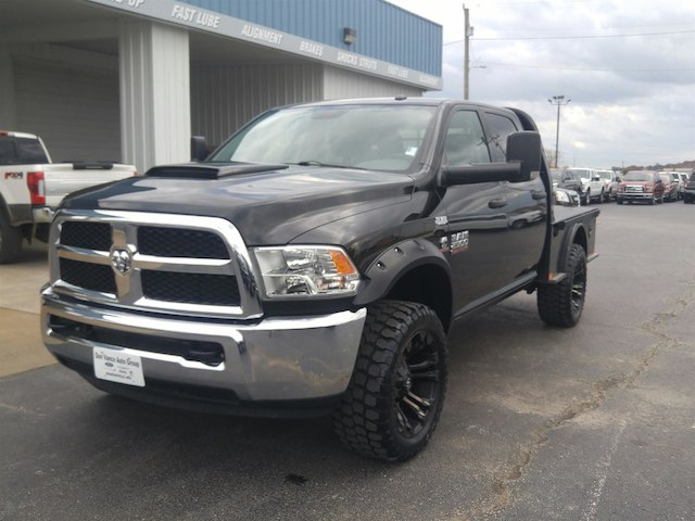 2016 Ram 2500 Crew Cab 4x4,  Platform Body #1626U - photo 3