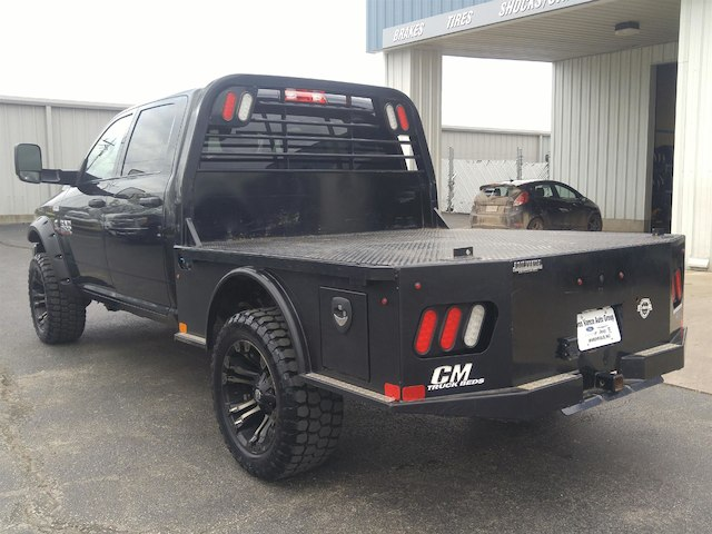 2016 Ram 2500 Crew Cab 4x4,  Platform Body #1626U - photo 2