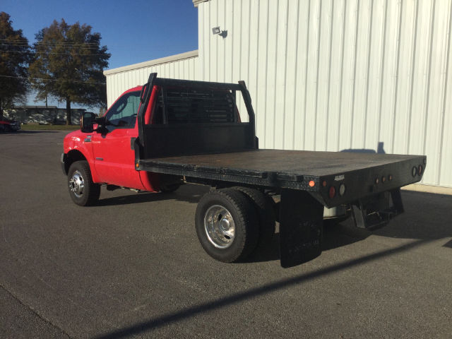 2005 F-350 Regular Cab DRW 4x4 Platform Body #24224B - photo 2