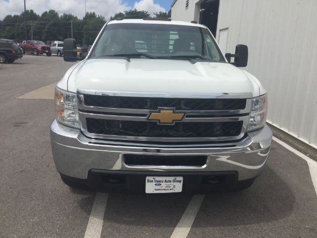 2012 Silverado 3500 Regular Cab 4x4 Platform Body #24747C - photo 7
