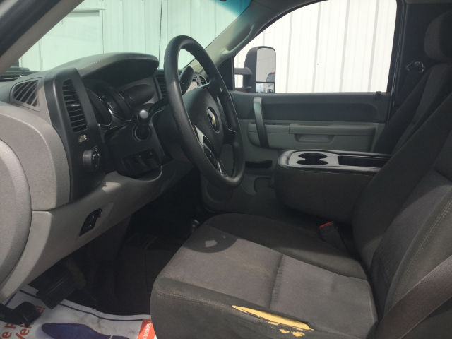 2012 Silverado 3500 Regular Cab 4x4 Platform Body #24747C - photo 14