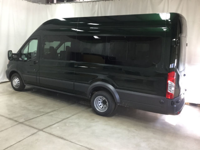 2017 Transit 350 HD High Roof DRW Passenger Wagon #26083 - photo 2