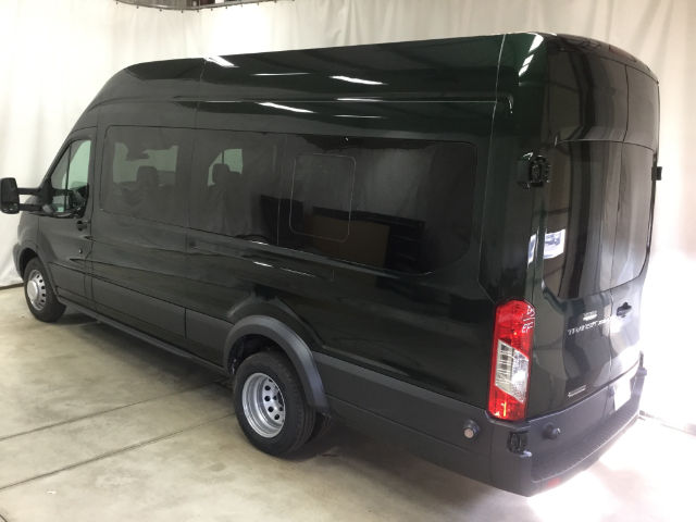 2017 Transit 350 HD High Roof DRW Passenger Wagon #26083 - photo 11